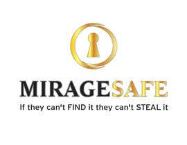 nº 169 pour Design a Logo for Mirage Safe par anaung