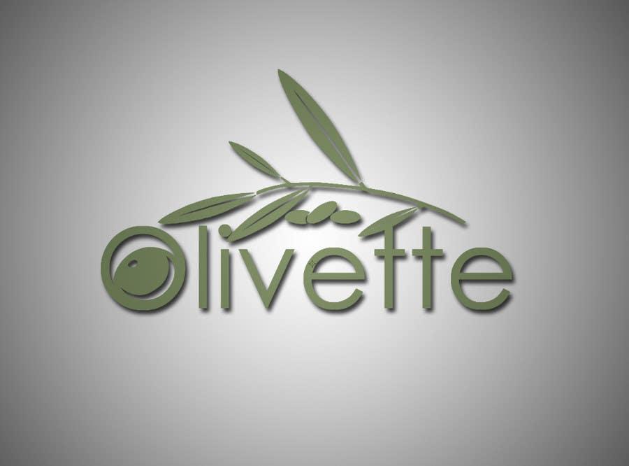 Inscrição nº                                         70                                      do Concurso para                                         Logo Design for Olivette