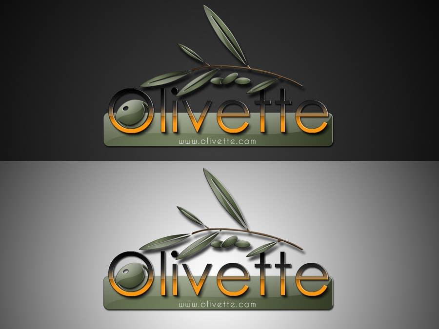 Inscrição nº                                         131                                      do Concurso para                                         Logo Design for Olivette