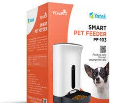 Belosheykin tarafından Create Print and Packaging Designs: Automatic Pet Feeder için no 3
