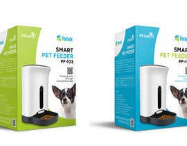 Belosheykin tarafından Create Print and Packaging Designs: Automatic Pet Feeder için no 7