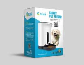 Nro 10 kilpailuun Create Print and Packaging Designs: Automatic Pet Feeder käyttäjältä designbahar