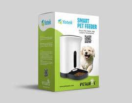 Nro 11 kilpailuun Create Print and Packaging Designs: Automatic Pet Feeder käyttäjältä designbahar