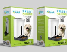designbahar tarafından Create Print and Packaging Designs: Automatic Pet Feeder için no 15