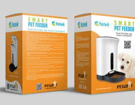 designbahar tarafından Create Print and Packaging Designs: Automatic Pet Feeder için no 21