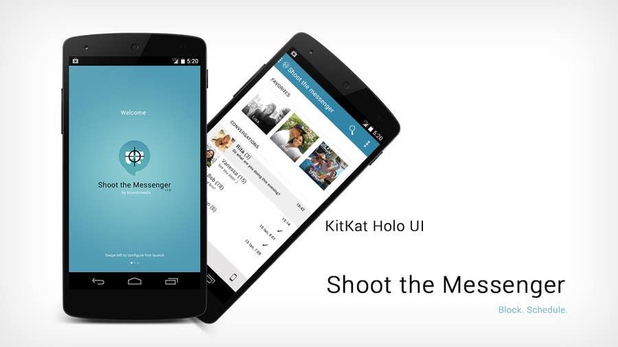 Inscrição nº                                         15                                      do Concurso para                                         Design an App Mockup for Android application
