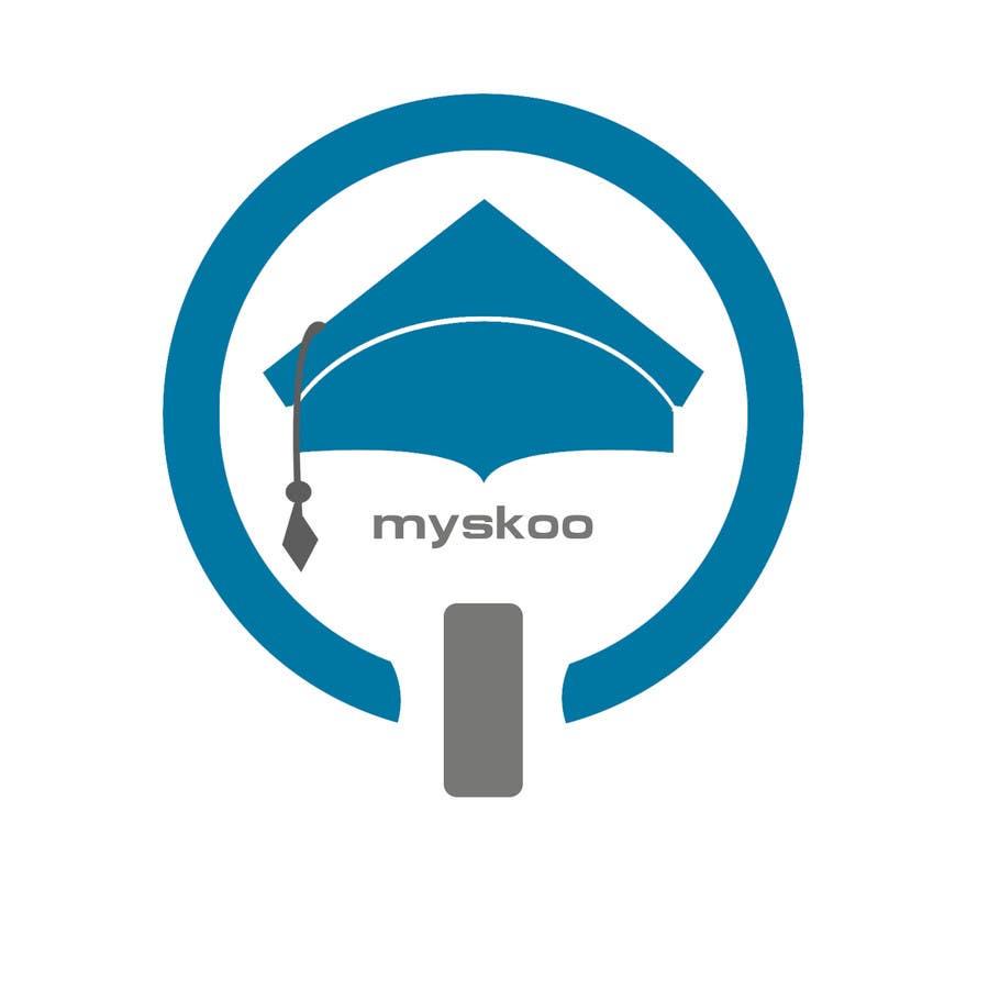 Penyertaan Peraduan #119 untuk Design a Logo for online school management service