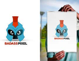 "#14 untuk Design a cartoon Logo for game society ""badasspixel"" oleh DCconviction"