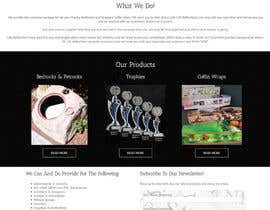 Nro 32 kilpailuun Copy existing website content and improvde design / replace logo käyttäjältä chillipatchweb