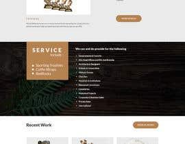 Nro 34 kilpailuun Copy existing website content and improvde design / replace logo käyttäjältä yusnamaulana