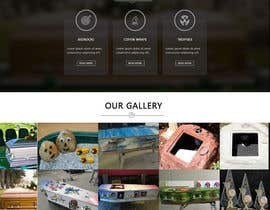 Nro 16 kilpailuun Copy existing website content and improvde design / replace logo käyttäjältä csatya
