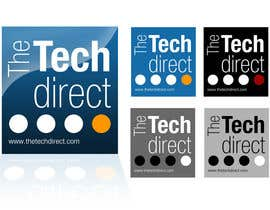 #14 para Logo Design for The Tech Direct por floflo971