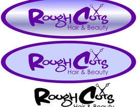 #83 for Design a Logo for Rough Cuts Hair & Beauty by bryansgr