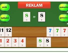 Nro 16 kilpailuun Graphics for a mobile board game käyttäjältä EvaLisbon