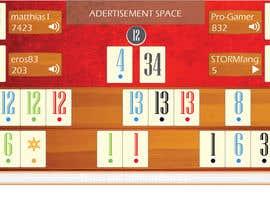 Nro 21 kilpailuun Graphics for a mobile board game käyttäjältä STORMfang