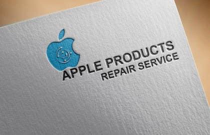 genghiss tarafından Apple products repair service provider . Catchy logo with cool name. için no 2