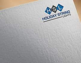 mehediabraham553 tarafından Logo for website called 'holiday string lights' için no 26