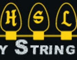 maatru tarafından Logo for website called 'holiday string lights' için no 3