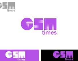 #190 for Logo Design for GSM Times af Anamh