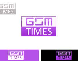 #173 for Logo Design for GSM Times af Anamh