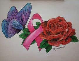 Nro 16 kilpailuun Design a tattoo to cover breast cancer surgery scars käyttäjältä zheniamuradov