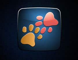 MKN81 tarafından Design a logo for a grooming shop application. için no 8