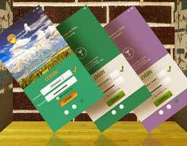 gehtesham888 tarafından Design an App Mockup için no 1