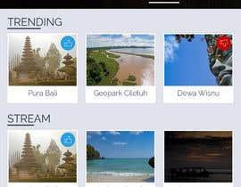 willyarisky tarafından Design an App Mockup için no 5