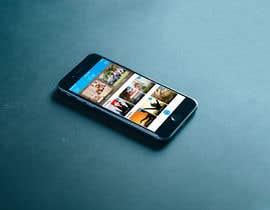 duongdv tarafından Design an App Mockup için no 8