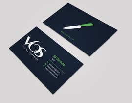Nro 126 kilpailuun Business Card Design käyttäjältä OviRaj35