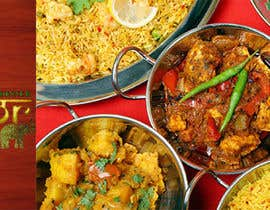 #16 for Facebook event cover for a an Indian restaurant by denyschubarov