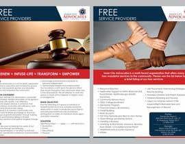 Nro 7 kilpailuun ICA Services Flyer käyttäjältä meenastudio