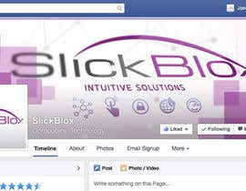 #37 for Facebook Cover for SlickBlox by SeanKilian