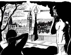 Nro 9 kilpailuun Sketches for novel käyttäjältä RatkoTorma