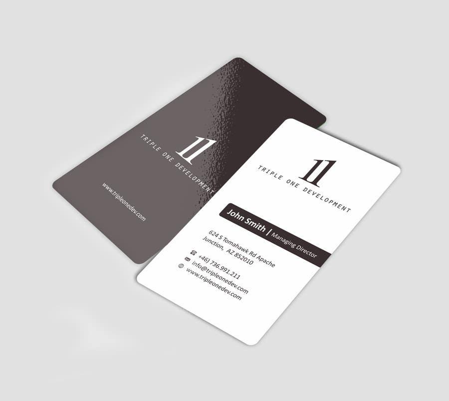 Penyertaan Peraduan #36 untuk Design some Stationery for web design company