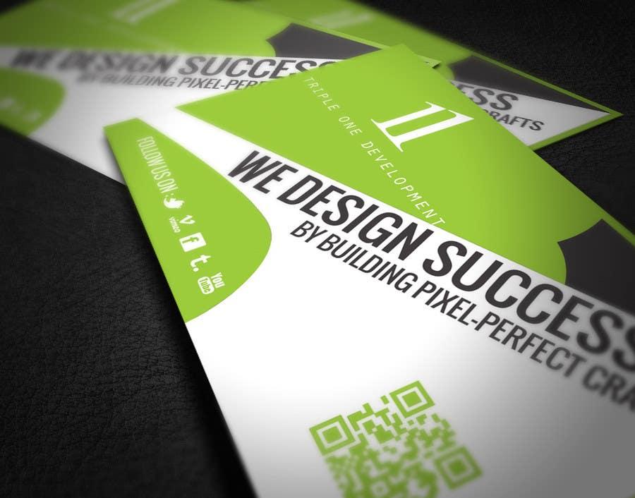 Penyertaan Peraduan #61 untuk Design some Stationery for web design company
