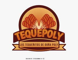 ethegamma tarafından Develop a Brand Logo / Diseña un Logo para mi empresa de Tequeños için no 5