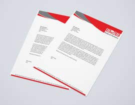 nº 42 pour Design some Stationery for a letterhead for B2B par Zeshu2011