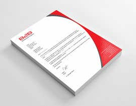 #33 para Design some Stationery for a letterhead for B2B por ezesol