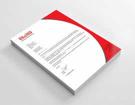 nº 48 pour Design some Stationery for a letterhead for B2B par ezesol