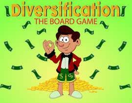 Nro 31 kilpailuun Diversification board game animation käyttäjältä stants