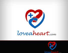nº 98 pour Logo needed for new website loveaheart par RsSofts