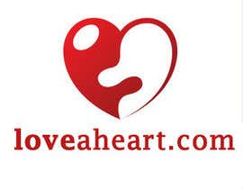 nº 24 pour Logo needed for new website loveaheart par nextstep789123