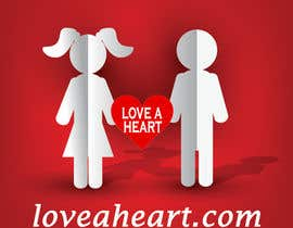 nº 47 pour Logo needed for new website loveaheart par nextstep789123