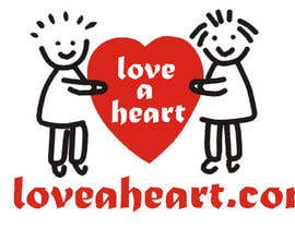 nº 49 pour Logo needed for new website loveaheart par nextstep789123