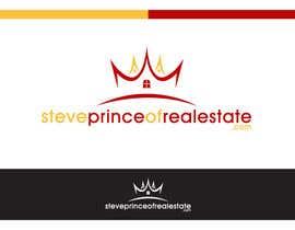 JasonMarshal2015 tarafından Design a Logo for Steve Prince of Real Estate için no 6
