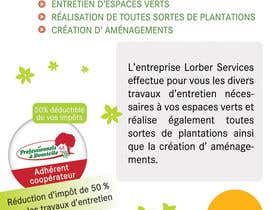#5 for Flyer pour paysagiste by bab55z