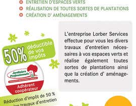 #8 for Flyer pour paysagiste by bab55z