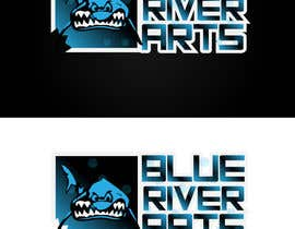 LucianCreative tarafından Design a Logo for Blue River Arts için no 140