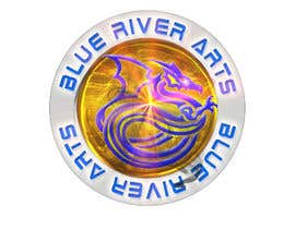 nº 170 pour Design a Logo for Blue River Arts par odevries